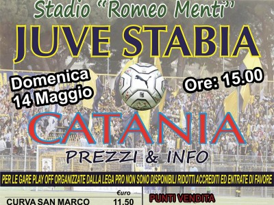 Juve Stabia-Catania