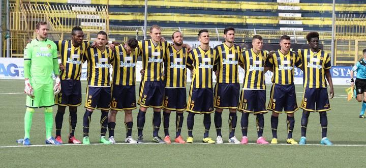Juve Stabia formazione schierata 2015/16