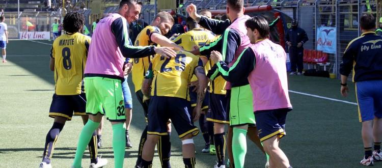 Juve Stabia-Fidelis Andria 2-1