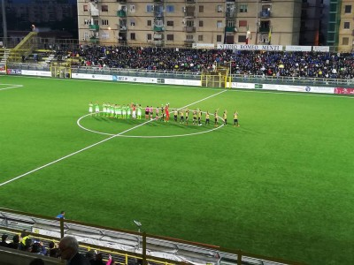 Juve Stabia-Virtus Francavilla Play-Off