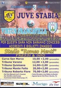 Juve Stabia-Virtus Francavilla